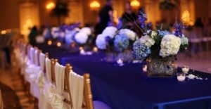 Head Reception Table  in Gulfport, MS | FLOWERS FOREVER & GIFTS