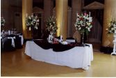 Formal Head Table