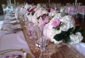Headtable Centerpiece Reception