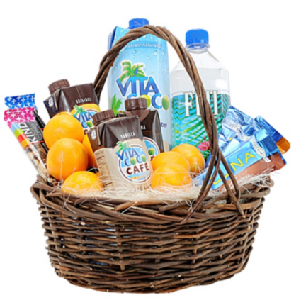 Health Basket  Get well