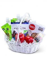 Health Nut Basket Gift Basket