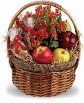 Health Nut Basket Teleflora
