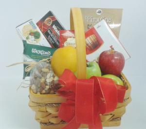Healthy Indulgence Gift Baskets in Tottenham, ON | TOTTENHAM FLOWERS & GIFTS