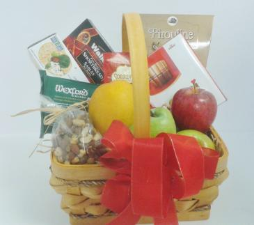 Healthy Indulgence Gift Baskets