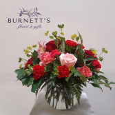 Heart and Soul Vase Arrangement