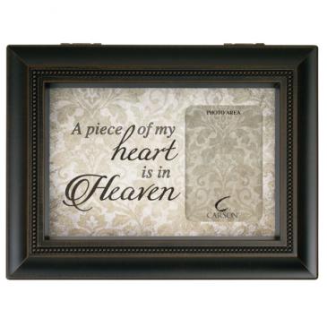 Heart Heaven Music Box