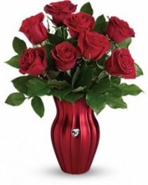 Heart Of A Rose Bouquet ---