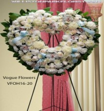 Heart Of Comfort Funeral Sympathy Hearts