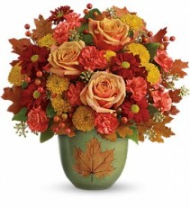 Heart of Fall Bouquet Fall
