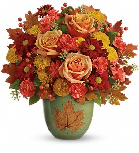 Heart of Fall Bouquet Fall