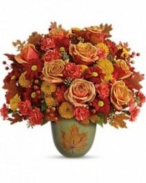 Heart of Fall Bouquet