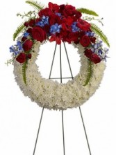Heart of Glory Wreath