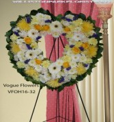 Heart Of Kindness Funeral Sympathy Hearts