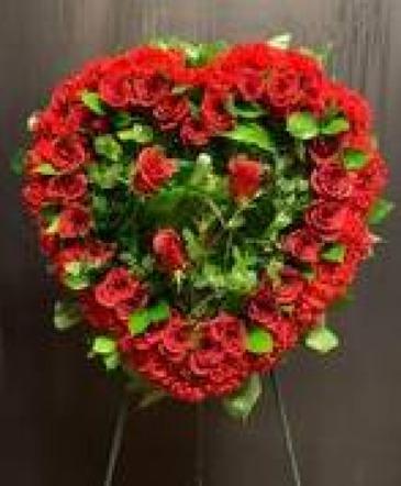 Heart of Love Wreath