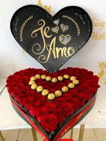 Heart of Roses Heart