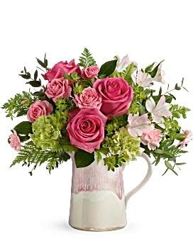 Heart Stone Bouquet Bouquet