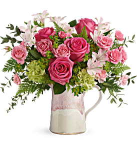 Heart Stone Bouquet Mother's Day in Winnipeg, MB   Ann's Flowers & Gifts