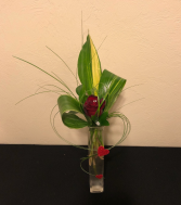 Heart Stopping Budvase Arrangement