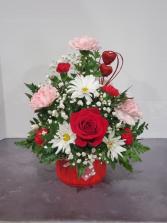 heart throb Valentine's Day