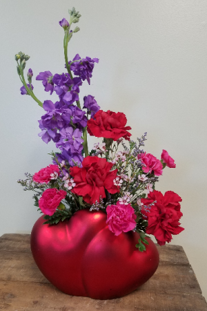 Heart To Heart  in Presque Isle, ME | COOK FLORIST, INC.