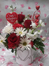 Heartbeat Bouquet