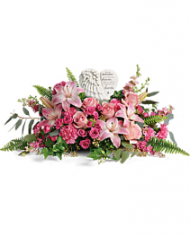 Heartfelt Arrangement Sympathy Flowers