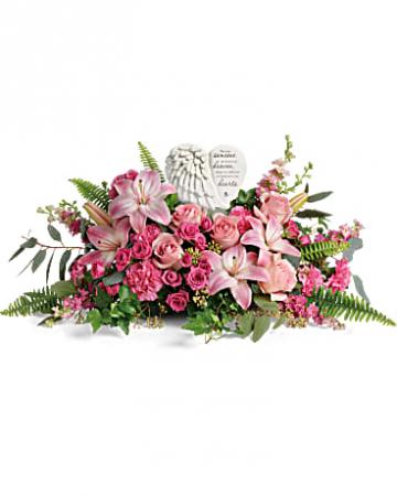 Heartfelt Arrangement Sympathy Flowers