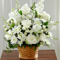 Heartfelt Condolences Sympathy Arrangement