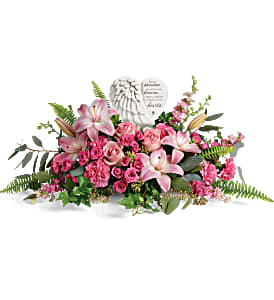 Heartfelt Farewell Bouquet Sympathy