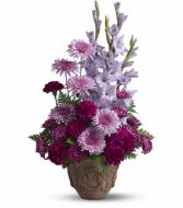 Heartfelt Memories Floral Arrangement