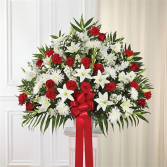 Thoughts & Prayers R&W Funeral Flower Delivery