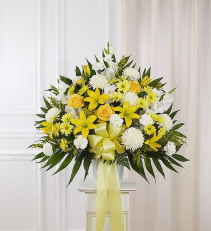 Heartfelt Sympathies- Yellow 148703L