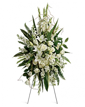 Heartfelt Sympathy Funeral Spray in Winnipeg, MB | KINGS FLORIST LTD