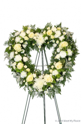Heartfelt Tribute Funeral Wreath