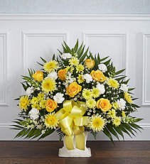 Heartfelt Tribute Yellow