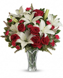 Heartfelt Wishes Bouquet