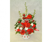 Hearts and Flowers (local delivery only)
