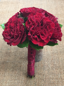 Hearts Bridal Bouquet