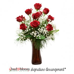 Heart's Desire Bouquet in Mooresville, IN | BUD AND BLOOM FLORIST AND GIFTS