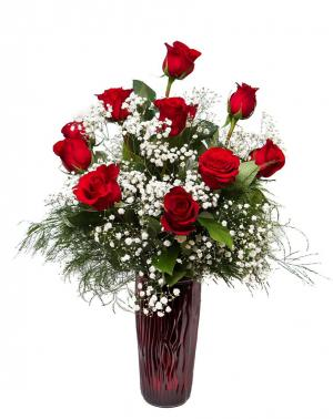 Heart's Desire Bouquet in Franklin, IN | BUD AND BLOOM SOUTH INC.