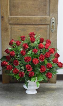 Hearts in Bloom  Arrangement