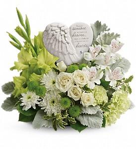 Hearts In Heaven Bouquet Fresh Arrangement