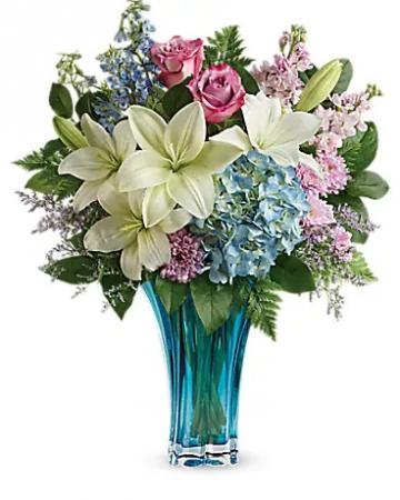 Heart's Pirouette fresh flowers