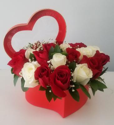 Hearts & Roses Box
