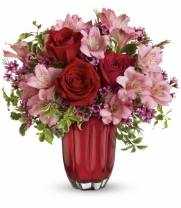 Heart's Treasure Bouquet  Arrangement