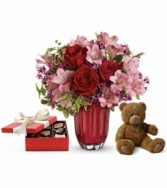 Hearts Treasure Gift Set HVBDL42A