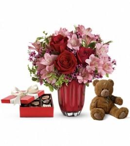 Hearts Treasure Gift Set HVBDL42A