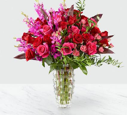 Heart's Wishes Luxury Bouquet