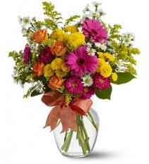 Heat Wave - 424 Vase arrangement