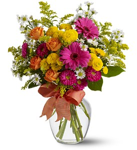 Heat Wave - 424 Vase arrangement